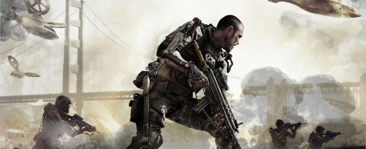 Call of Duty: Advanced Warfare Multijugador [GC14]