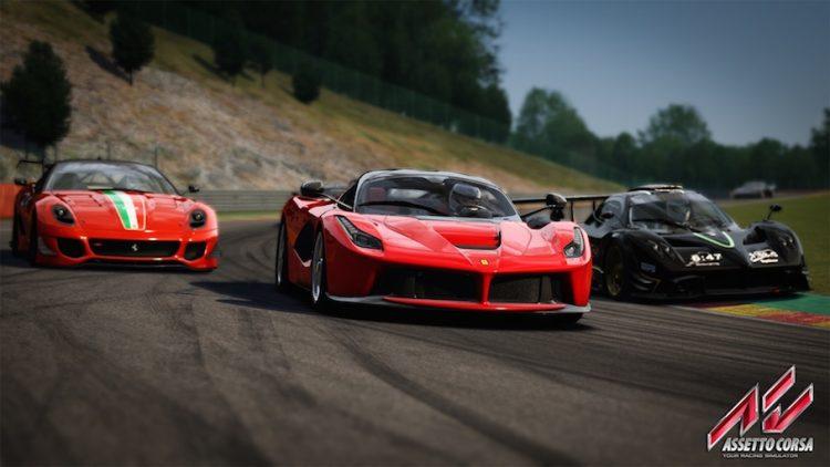 Assetto Corsa saldrá para One y PS4 en 2016