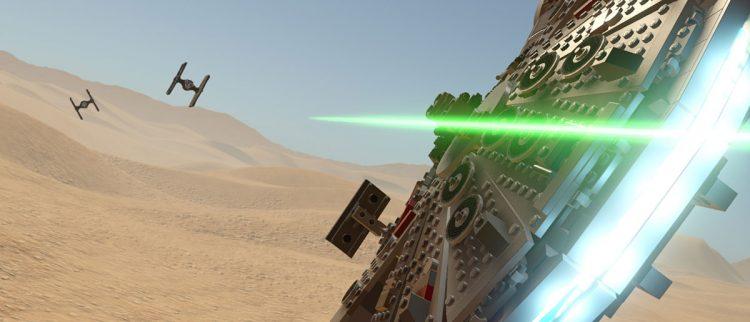 Lego Star Wars El Despertar de la Fuerza