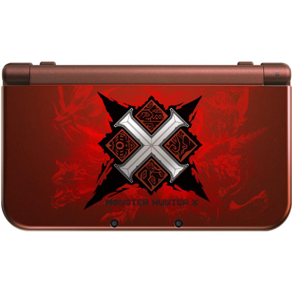 3DS XL Monster Hunter Generations