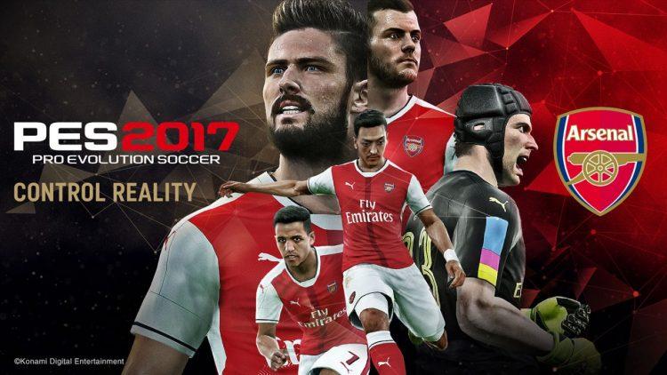 PES 17 - E32016