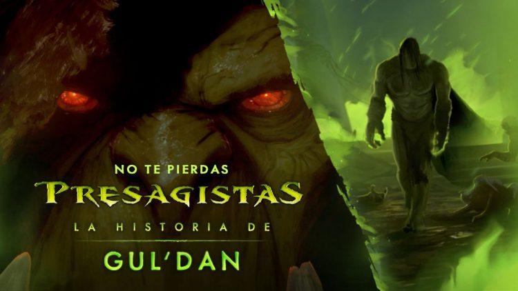 World of Warcraft - Presagistas - Gul'dan