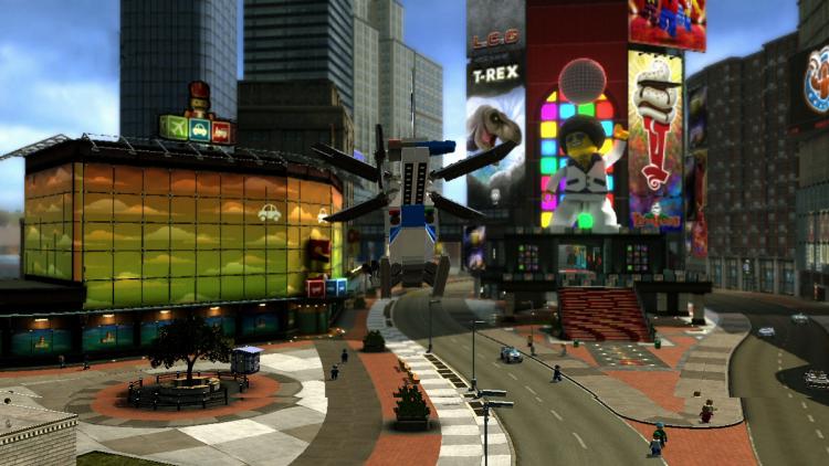 Lego City Undercover llega hoy a diferentes plataformas