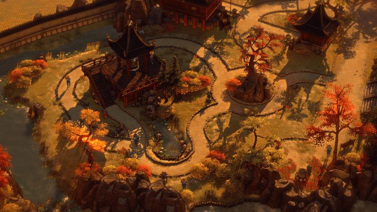 Shadow Tactics: Blades of the Shogun ya está en consolas
