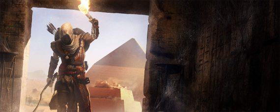 Avance Assassin's Creed Origins