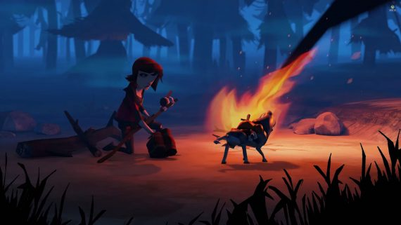 Avance The Flame in the Flood