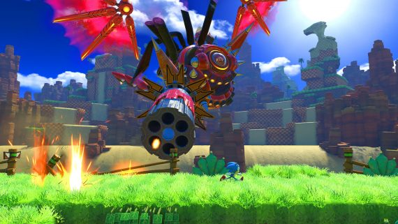 Avance Sonic Forces
