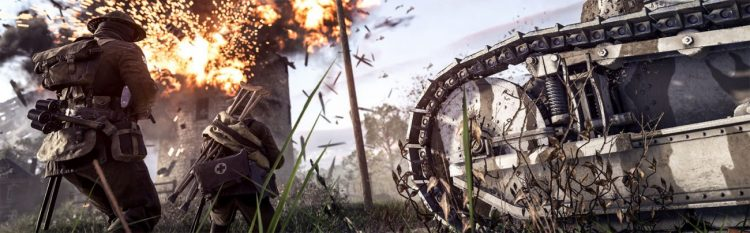 Entrevista a David Sirland de Battlefield 1