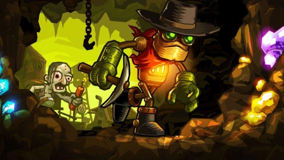 SteamWorld Dig llega a Switch