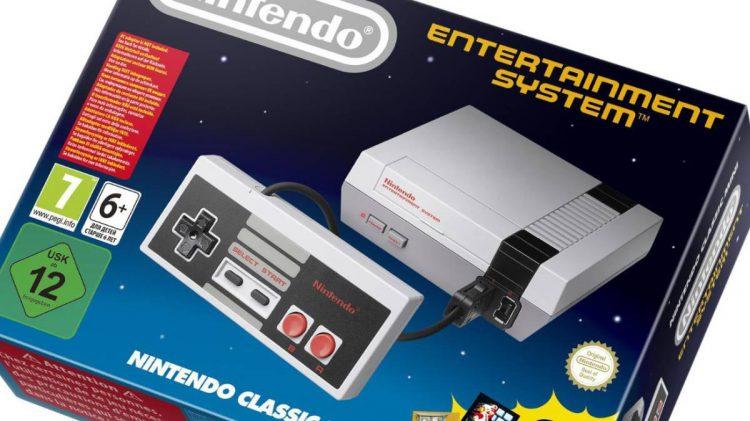 La NES Mini vuelve