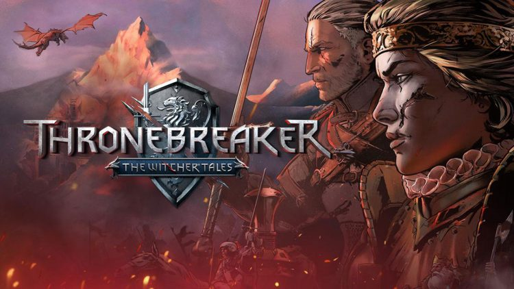 Thronebreaker: The Witcher Tales llega a iOS