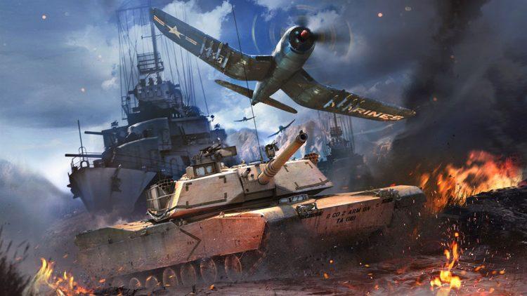 War Thunder recibe el modo Guerra Mundial