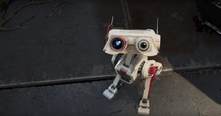 Conozcamos a BD-1, el droide de Star Wars Jedi: Fallen Order