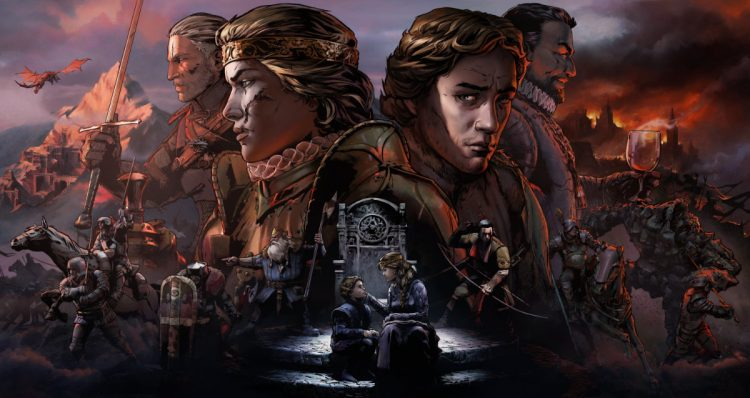 Thronebreaker: The Witcher Tales ha llegado a Switch