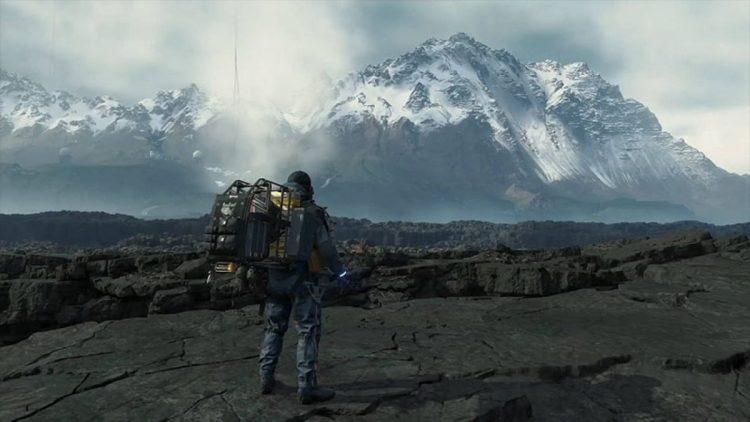El modo foto de Death Stranding llegará en breve a PlayStation 4