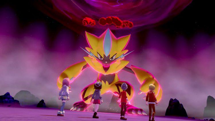 La Isla Armadura ya está disponible en Pokémon Espada/Escudo