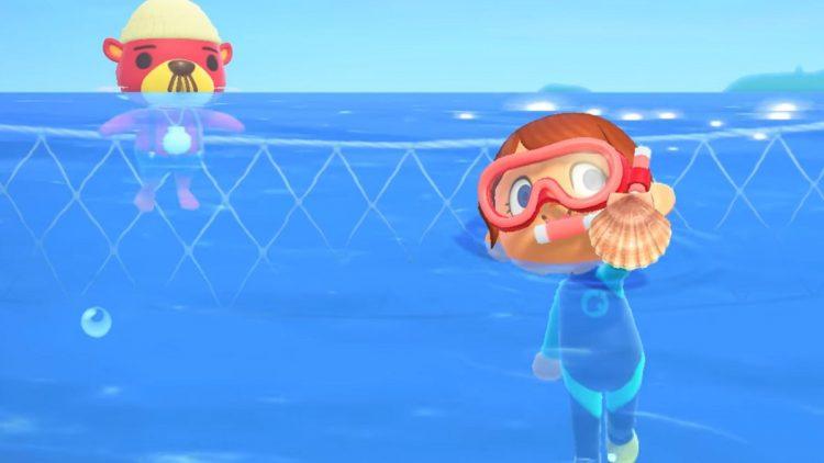 Animal Crossing: New Horizons da la bienvenida al verano