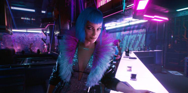 Cyberpunk 2077 muestra más contenido