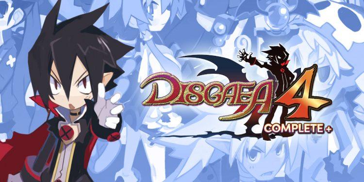 Disgaea 4 Complete+ llegará este otoño a PC