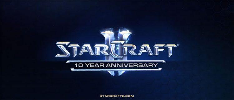 StarCraft celebra su 10º aniversario con una gran actualización