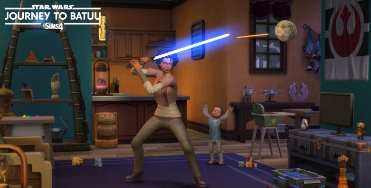 Star Wars llega a Los Sims 4 en septiembre