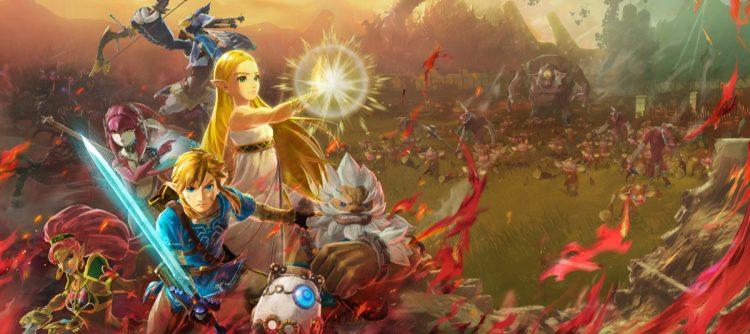 Hyrule Warriors tendrá nueva entrega el 20 de noviembre