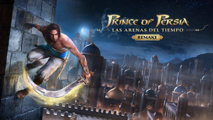 Prince of Persia: The Sands of Time Remake llegará en enero