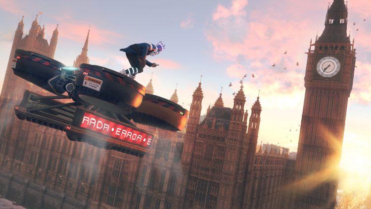 Watch Dogs: Legion nos presenta su Londres