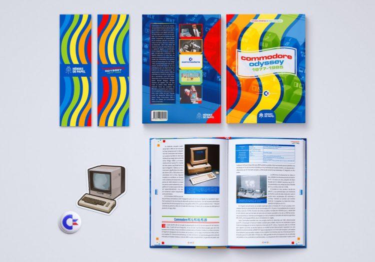 Commodore Odyssey 1977-1985