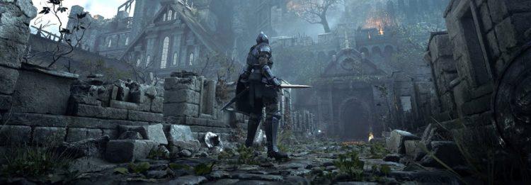 Más gameplay de Demon's Souls