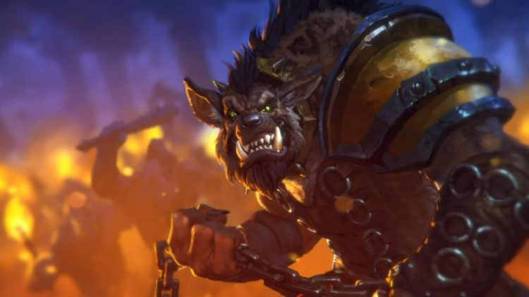 Hogger llegará a Heroes of the Storm