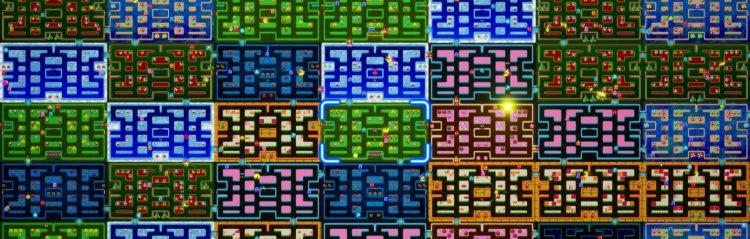 Análisis Pac-Man Mega Tunnel Battle
