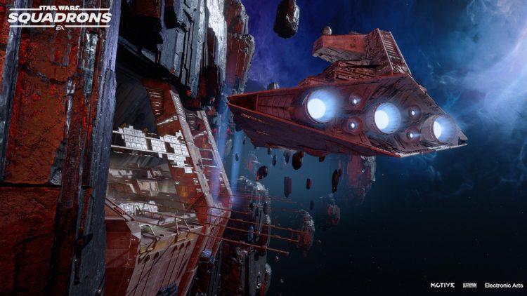 Star Wars: Squadrons añadirá nuevo contenido