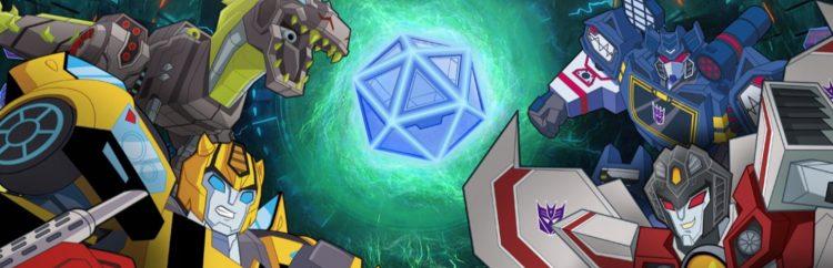 Análisis Transformers: Battlegrounds