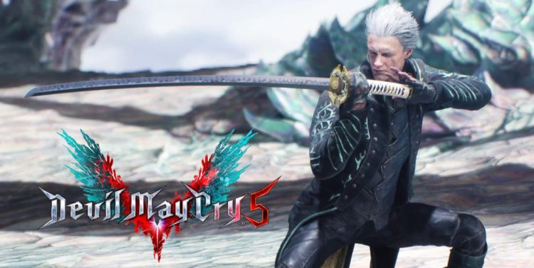 Vergil ya está disponible en Devil May Cry 5