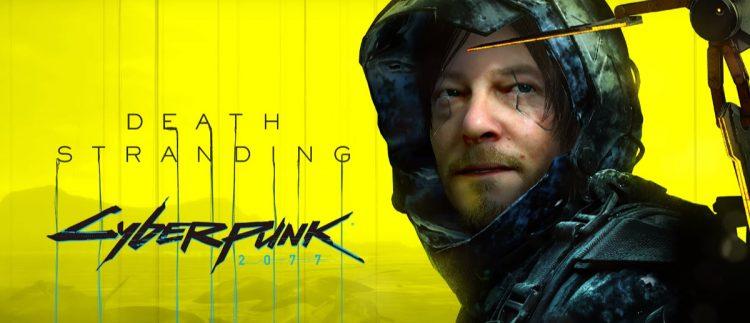 El crossover definitivo. Llega Death Stranding X Cyberpunk 2077