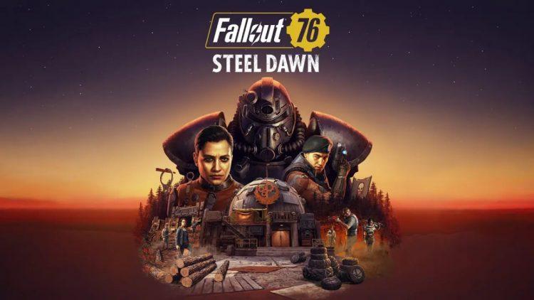 Llega Amanecer de Acero, la nueva expansión de Fallout 76