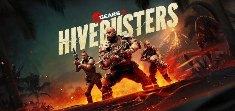 Hivebusters llega el 15 de diciembre a Gears 5