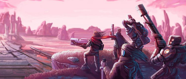 Star Renegades se actualiza con The Imperium Strikes Back