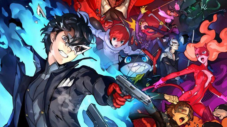 Los ladrones contraatacan en un nuevo tráiler de Persona 5 Strikers