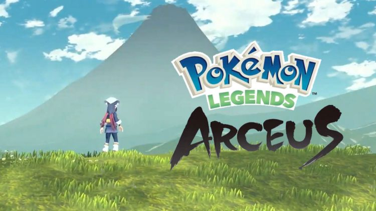 Pokémon Legends: Arceus anunciado para Switch
