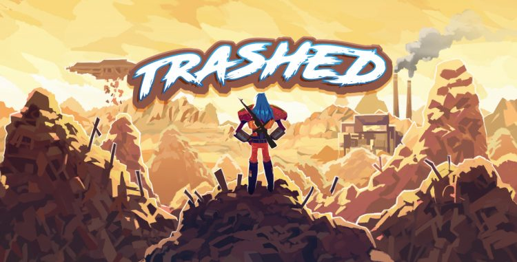 Trashed llega en Early Access a Steam