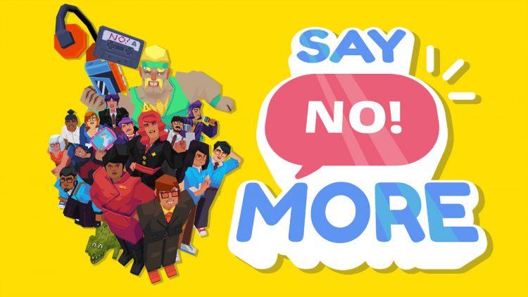 Say No! More aterriza en abril