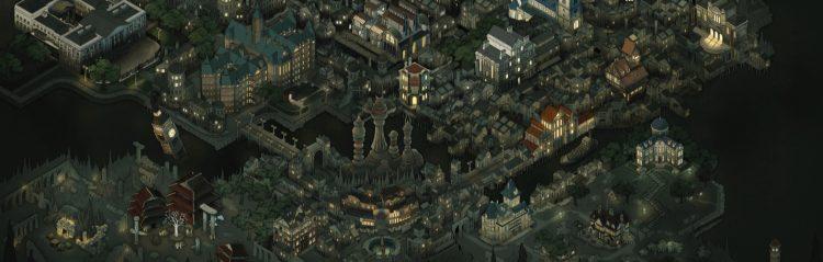 Bienvenidos al Londres más oscuro