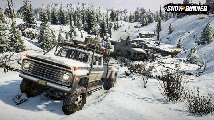SnowRunner llegará a Switch en mayo