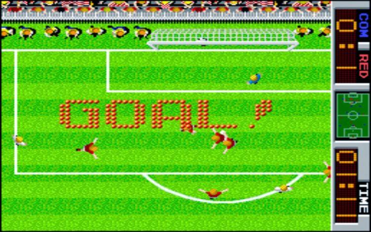 Play Again 03 – Tehkan World Cup (Tehkan / Tecmo)