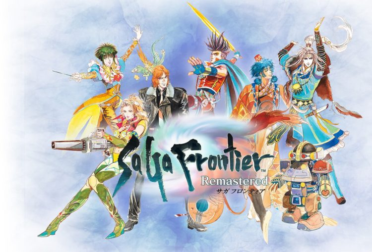 SaGa Frontier Remastered ya está disponible