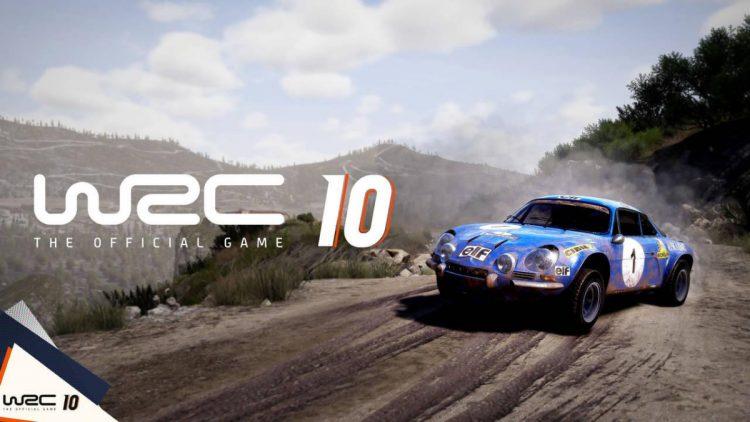 Nacon y KT Racing anuncian WRC 10