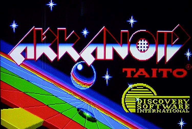 Play Again 02 – Arkanoid (Taito)