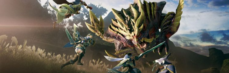 Análisis Monster Hunter Rise